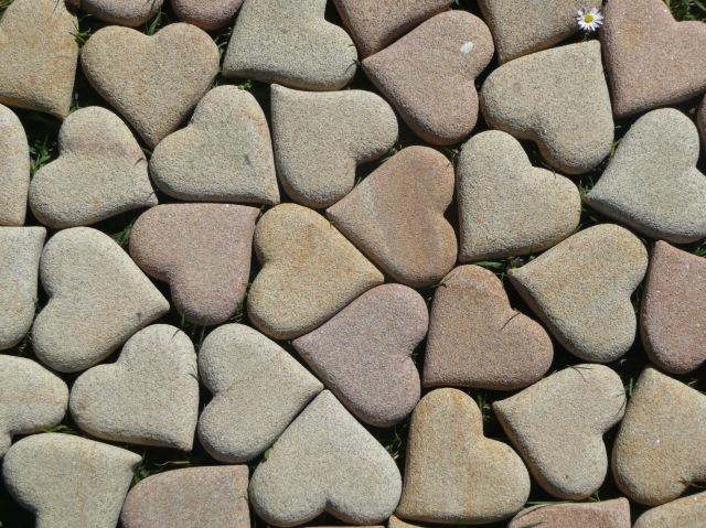 Bihotzak (corazones)