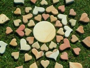 Mandala vs. corazón