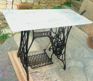 mesa para el jardin